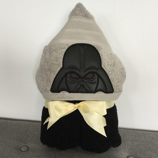 Darth Vader Star Wars Hooded Towel