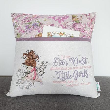 Fairy Angel Reading Cushion