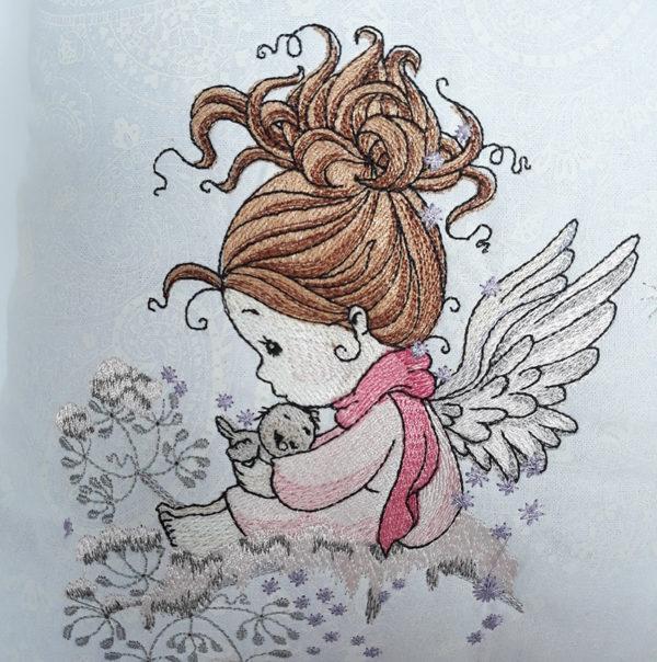 Angel Fairy Reading Cushion