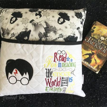 Harry Potter Wizard Reading Cushion