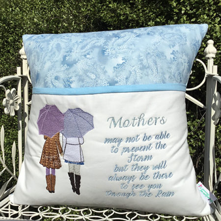 Mother Umbrella Reading cushion